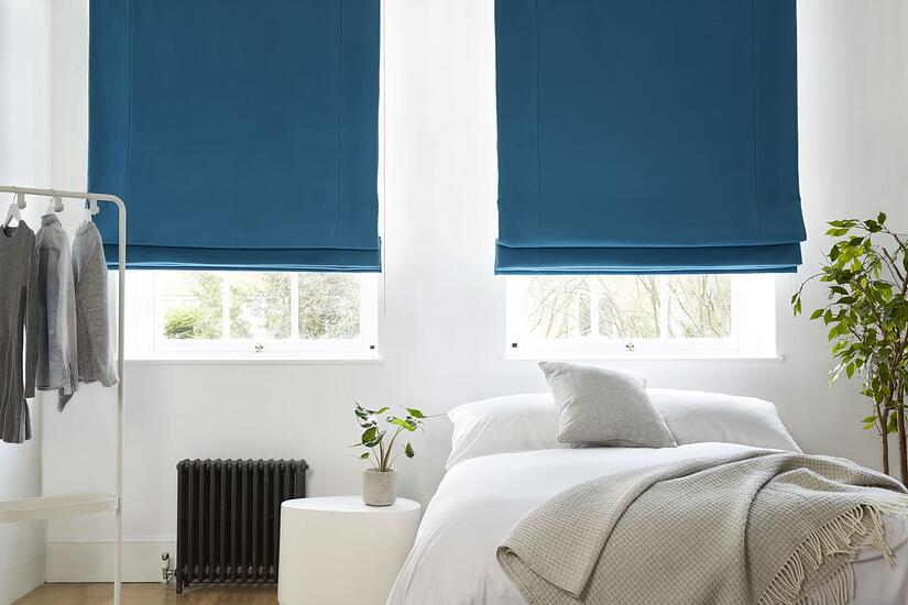 Stitched blinds