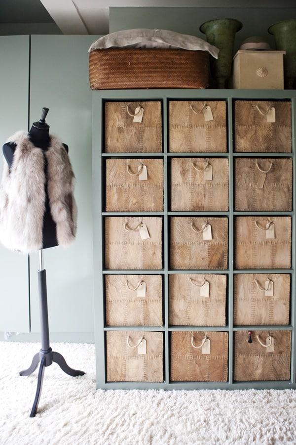 Ikea-Kallax-Hack-Leather-Look-Cubby