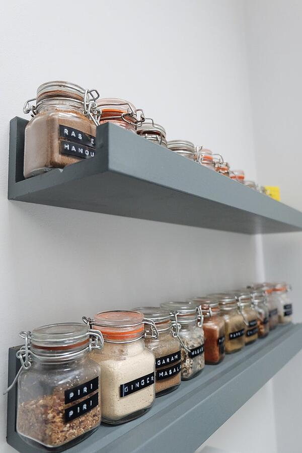 Kitchen+spice+racks