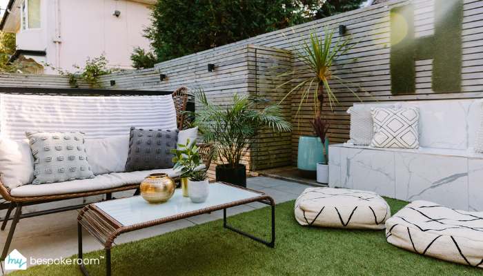 Dust off your patio furniture