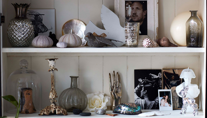 Image From Extraordinary Interiors By Jane Rockett & Lucy St George.