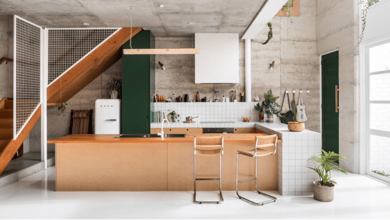 Sustainable interiors