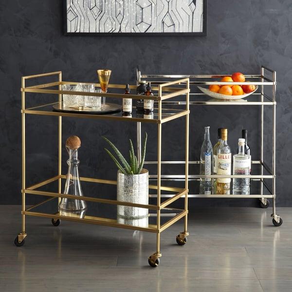 Terrace Bar Cart_West Elm