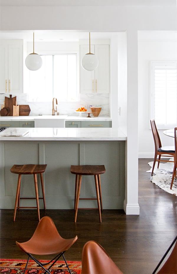 classic ikea hack kitchen