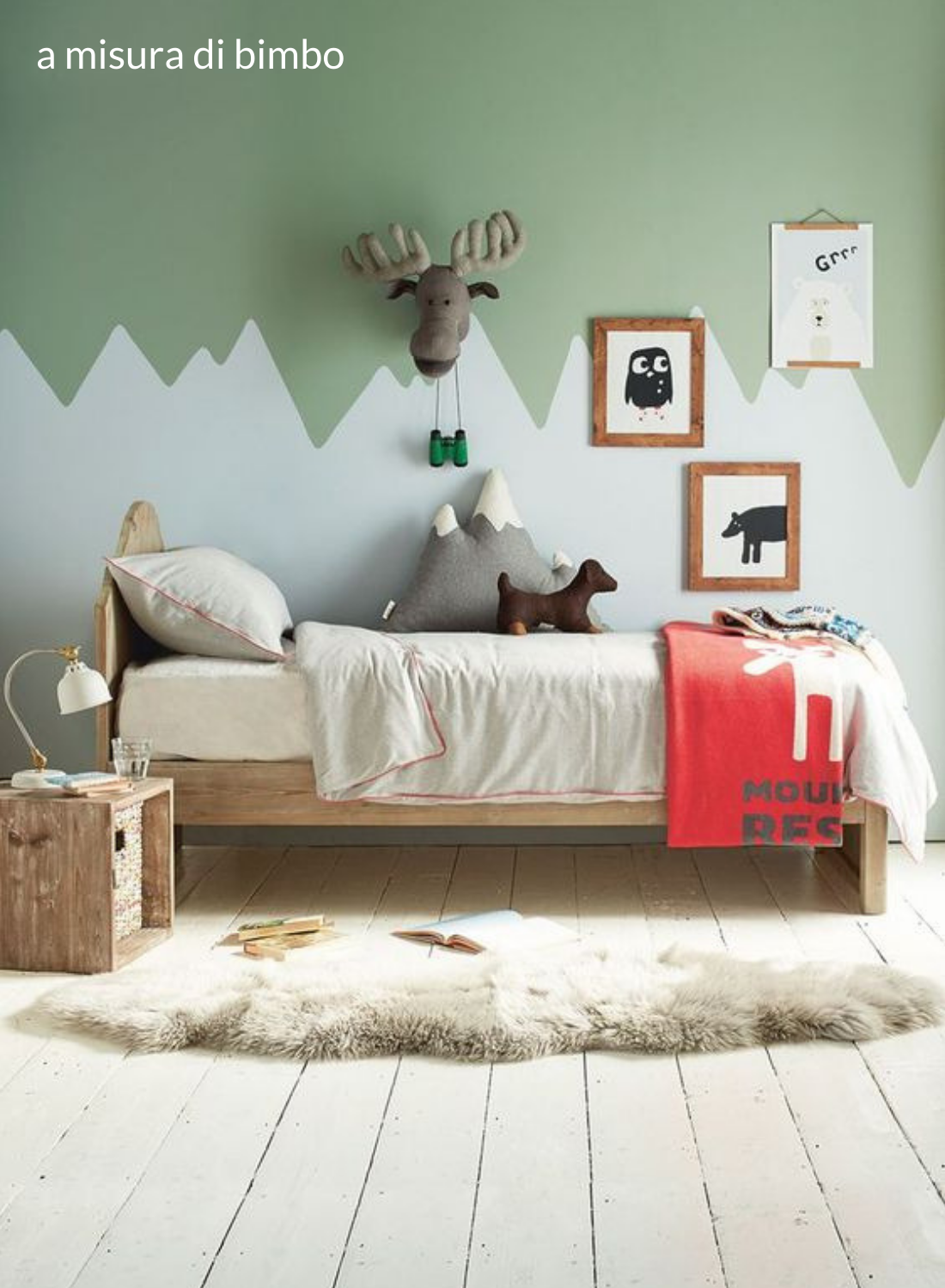 11 Creative Ideas To Add Fun And Style To Children S Rooms Using Paint